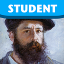 Claude Monet Classic Painters Gallery Student Edition