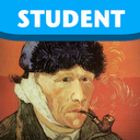 Vincent Van Gogh Classic Painters Gallery Student Edition