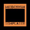 MeDesign Business Card Templates