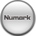 Numark NS6 USB Audio Panel