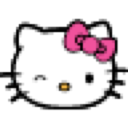 Hello Kitty Snap n Share
