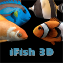 iFish 3D Tropical Fish Aquarium