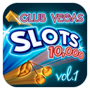 Club Vegas Slots 10,000 Vol. 1