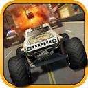 Crazy Monster Truck Escape