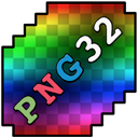 PNG32 - Alpha Channel PNGs - Made easy!