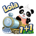 Lola's Math Train Lite – Fun with Counting, Subtraction, Addition and more!