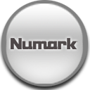Numark V7 USB Audio Panel