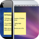 AirStickies - Confidential sync with your phone