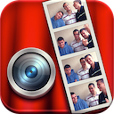 Boothsy for Mac - amazing photo booth producing beautiful photostripes