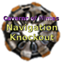 Caverns of Mimas - Navigation Knockout