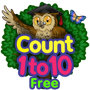 Count 1 to 10 Free - Mrs. Owl's Learning Tree