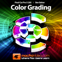 Course for Final Cut Pro X 205 - Color Grading