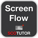 SCOtutor for ScreenFlow