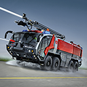 Airport-Firefighter-Simulator