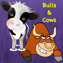 Mastermind - Cows and Bulls Free Word Game