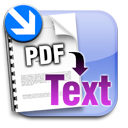 ice Convert PDF to Text