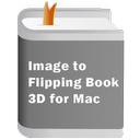 Image to Flipping Book 3D for Mac