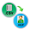 SysTools CSV to vCard For Mac