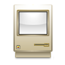 1985 Mac System Software (:) - 128k 2FD