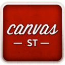 Canvas St.