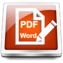 4Videosoft PDF to Word Converter for Mac