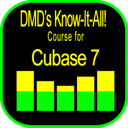 DMD's Know-It-All Course for Cubase 7