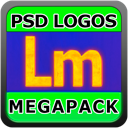 Logo Mega Pack - Logos & Templates for Adobe Photoshop & Elements