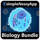 Biology Bundle - A simpleNeasyApp by WAGmob