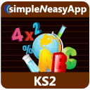 KS2 (Math, English, Science) - A simpleNeasyApp by WAGmob