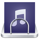 Audiozue for iTunes, Spotify, & Rdio