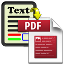Super TEXT to PDF