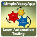 Learn Automation Testing and Test Driven Development - A simpleNeasyApp by WAGmob