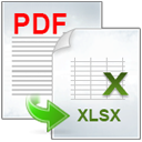 iStonsoft PDF to Excel Converter for Mac