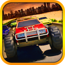Crazy Monster Truck Smasher