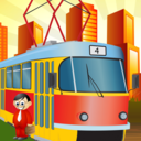 Tram Tycoon Free - Transport Them All!