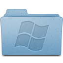 Windows XP - external drive Applications