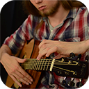 Percussive Acoustic Guitar with Mike Dawes