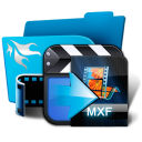 AnyMP4 MXF Converter for Mac