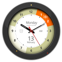Alarm Clock Gadget Plus - Clock with Alarm and Calendar