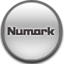Numark NS7 II USB Audio Panel