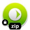 Send an encrypted ZIP archive to SendStuffNow