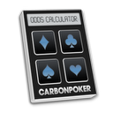 CarbonPoker Odds Calculator
