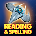 3D Reading and Spelling Adventure