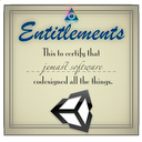 Unity Entitlements Tool