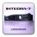 INTEGRA-7 Librarian