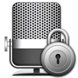 Microphone Lock
