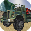 Army Trucker Transporter 3D - Transportation Simulator