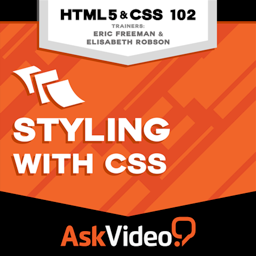 Course for HTML and CSS 102 - Styling With CSS