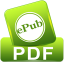 Amacsoft ePub to PDF for Mac