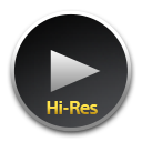 Hi-Res Audio Player